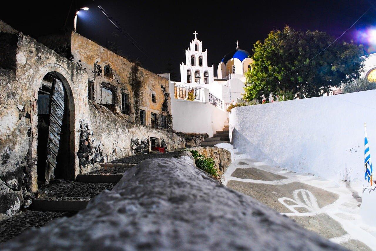 Dove dormire Santorini. Guida migliori zone, hotel, studios ...