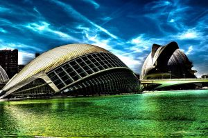 Oceanographic Park of Valencia