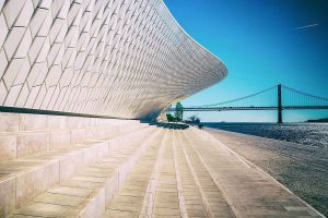 MAAT Lisbona - The Museum of Art, Architecture and Technology