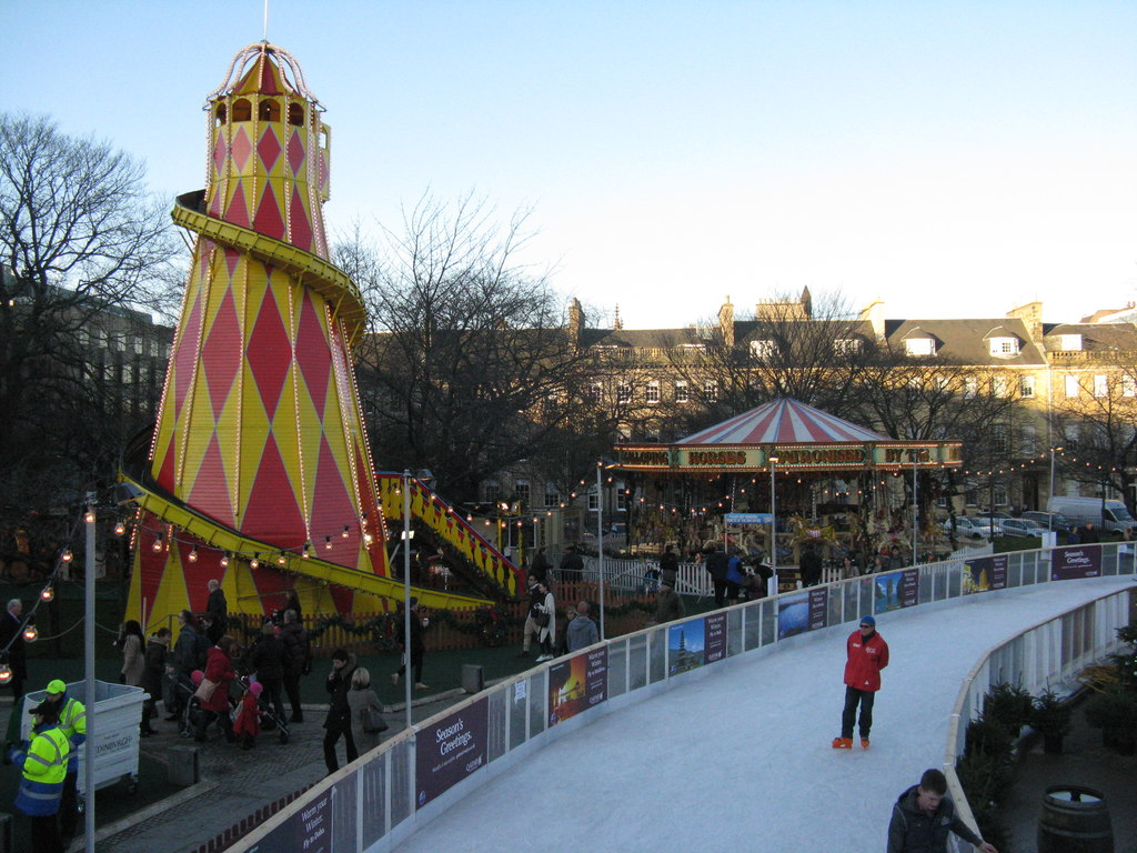 St Andrew Square - Christmas 2014