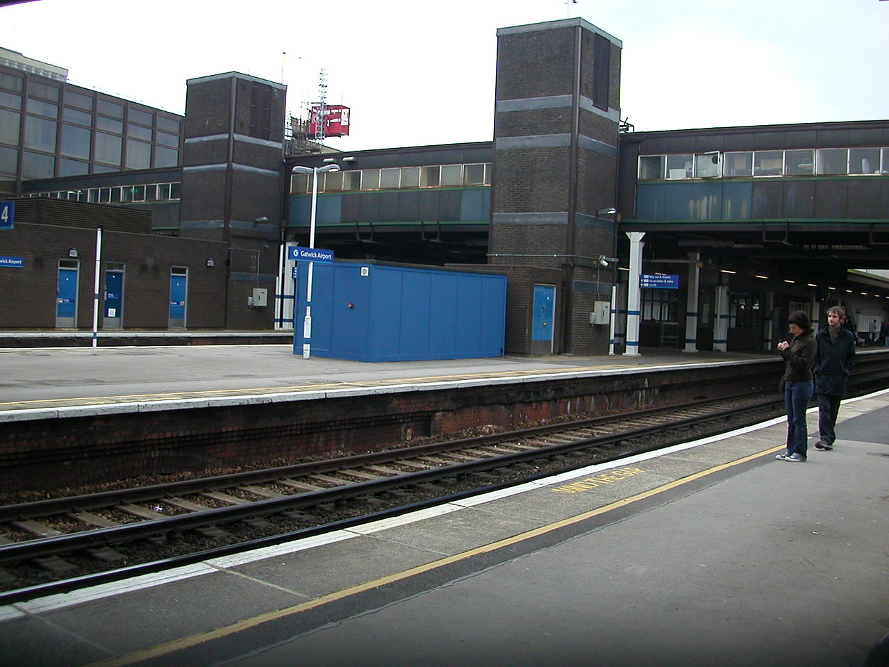 Gatwick Airport Station 02