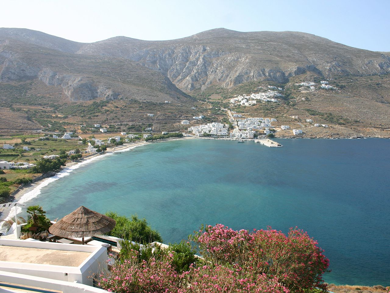 View of Aegiali bay, Amorgos, Greece.jpg