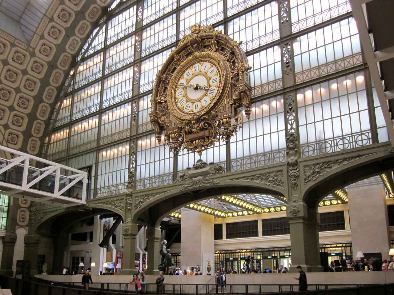 Best museum in Europe Orsay