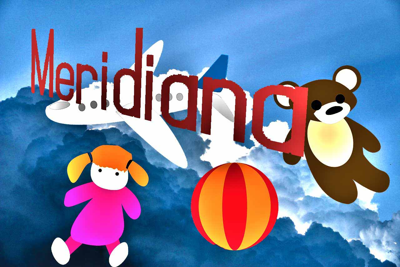 Children with Meridiana