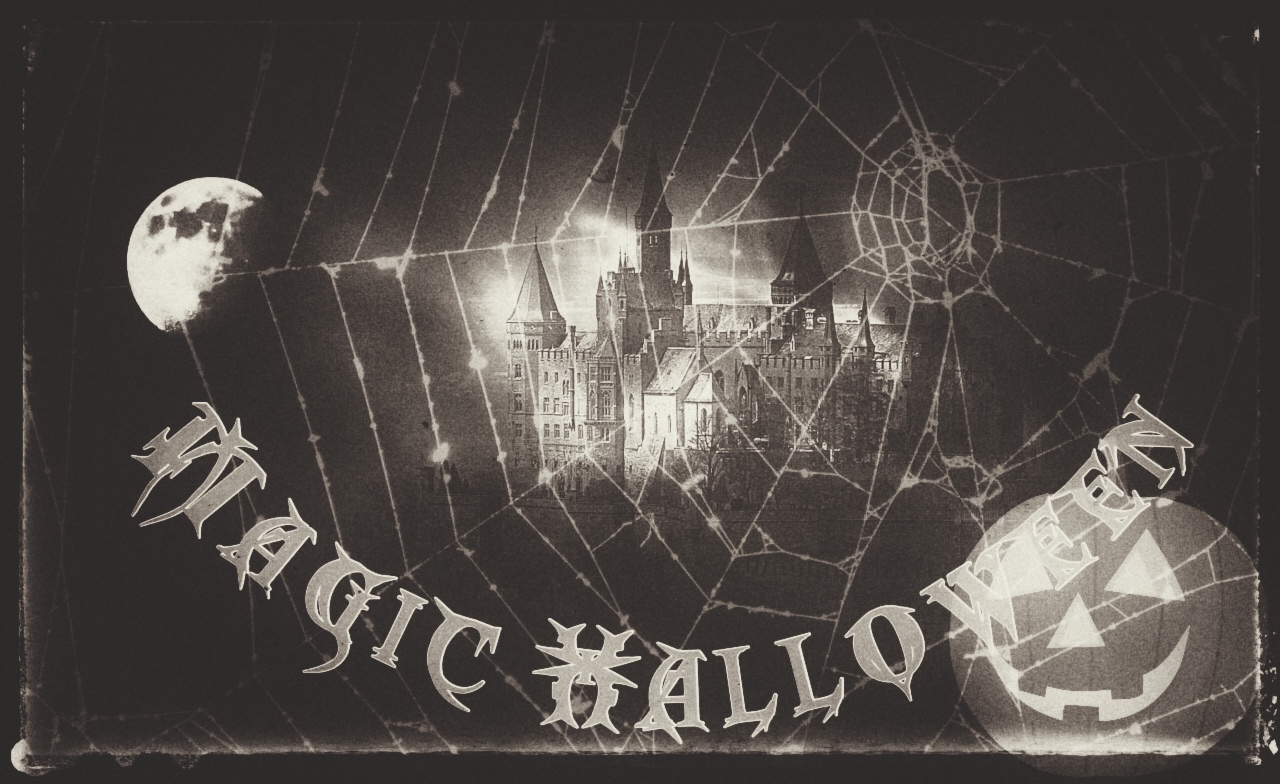 Magic Halloween 2017