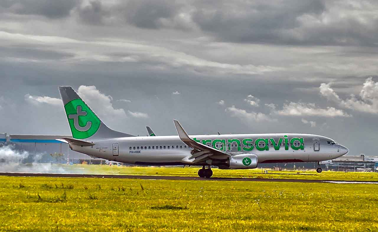 Travel with Transavia