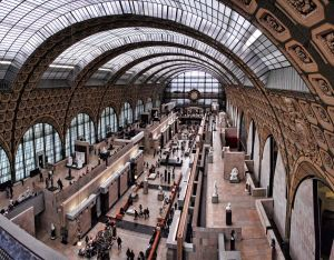 Orsay Museums Paris