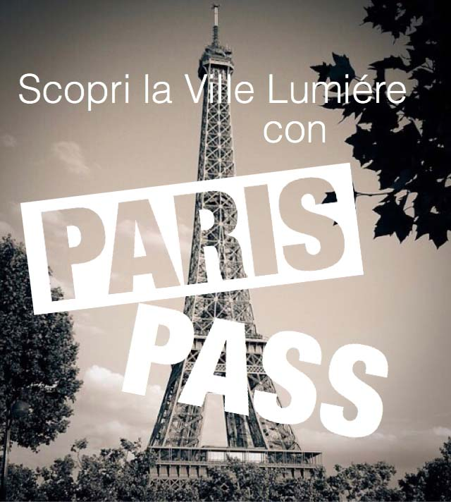 Paris Pass banner