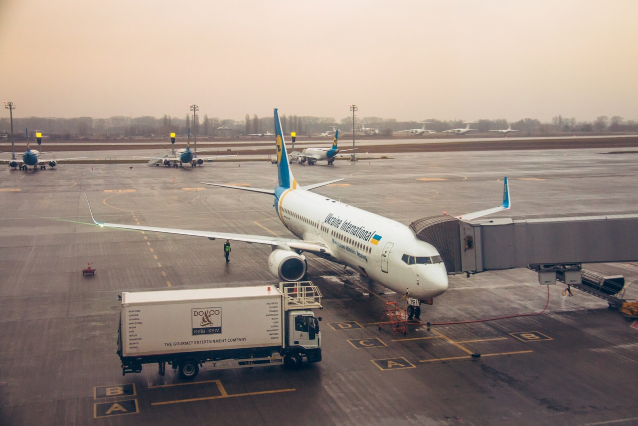 Ukraine International, Boryspil