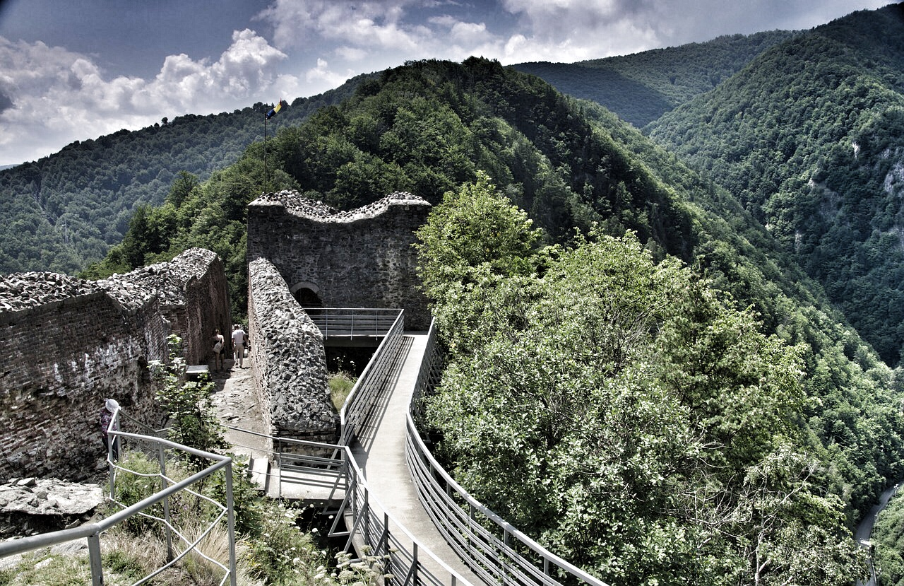 Fortress of Poenari