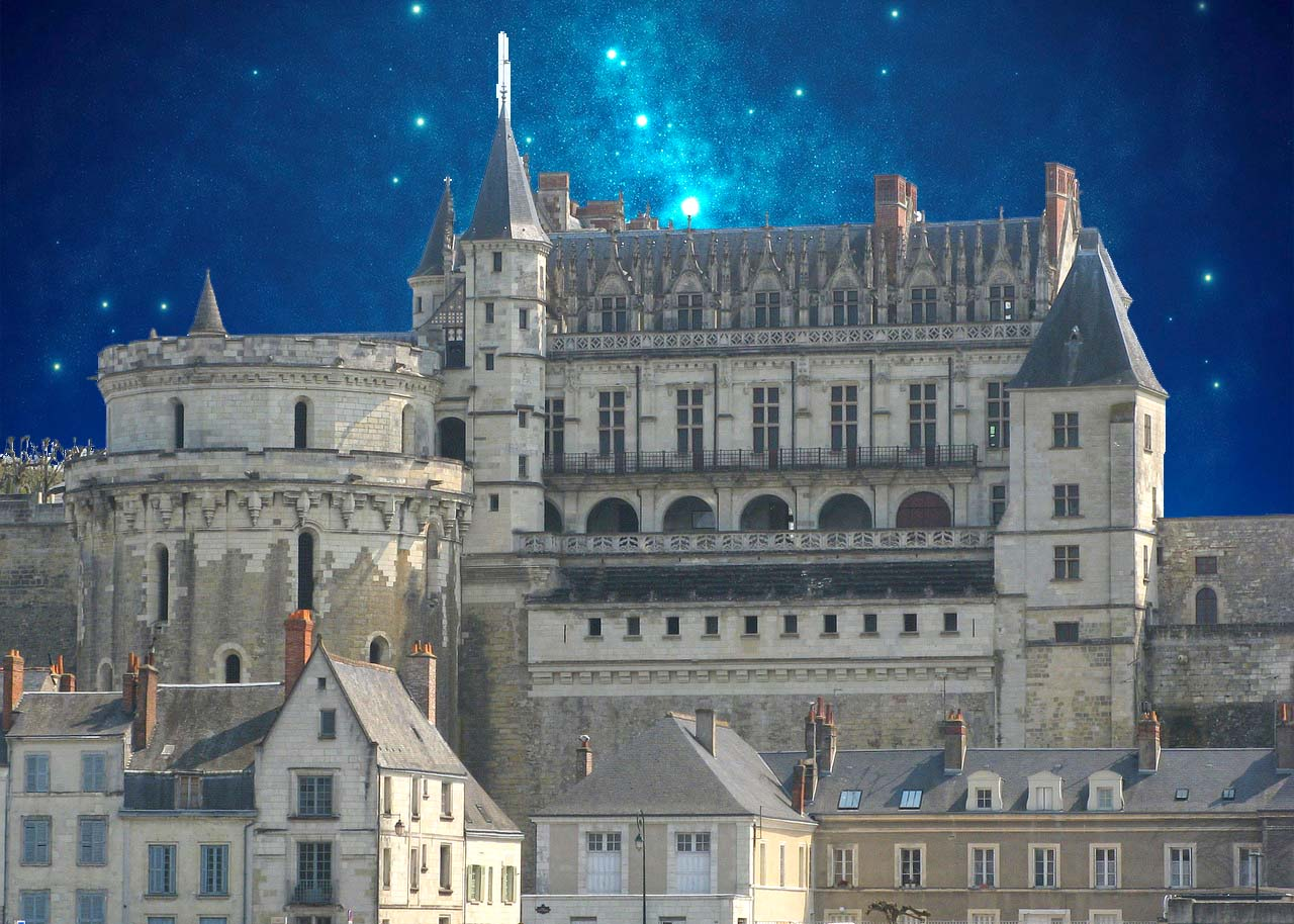 Royal Castle of Amboise