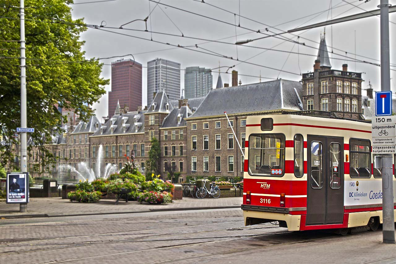 Getting around The Hague