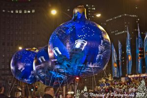 Magnificent Mile Light Festival