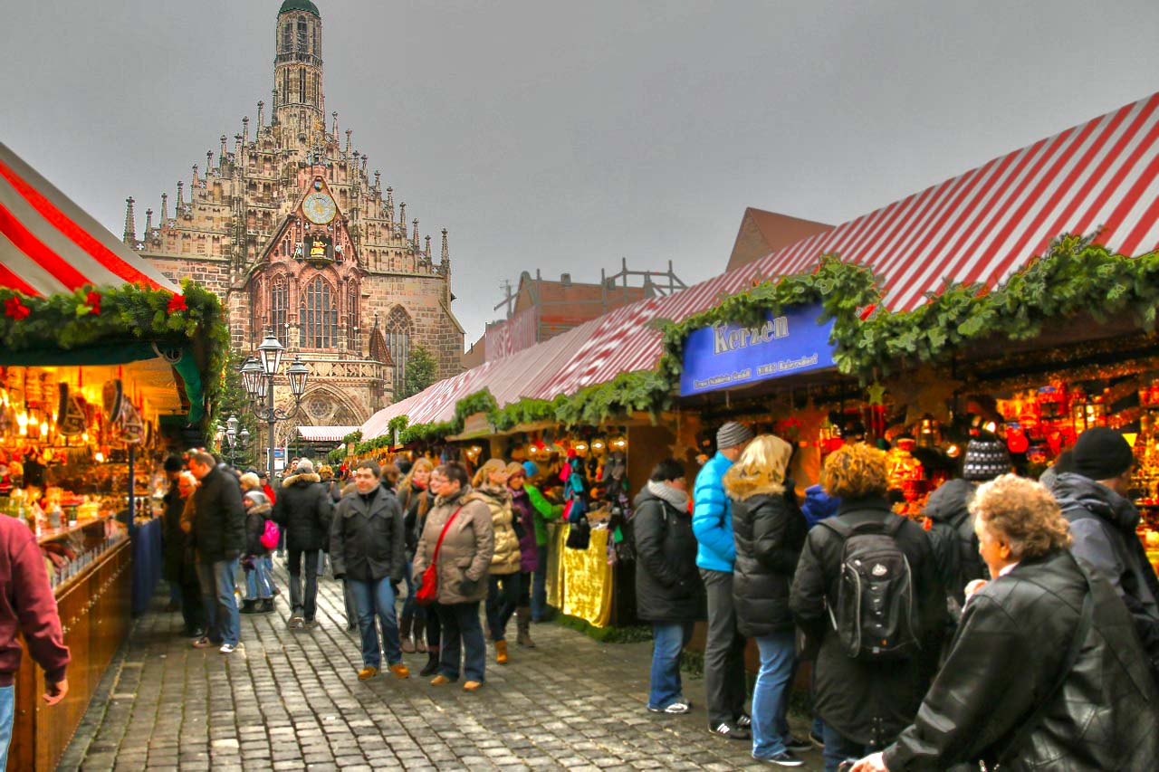 Christmas markets in Nuremberg