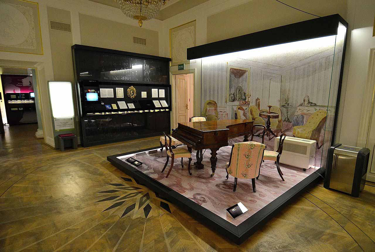 Chopin Museum in Warsaw 03