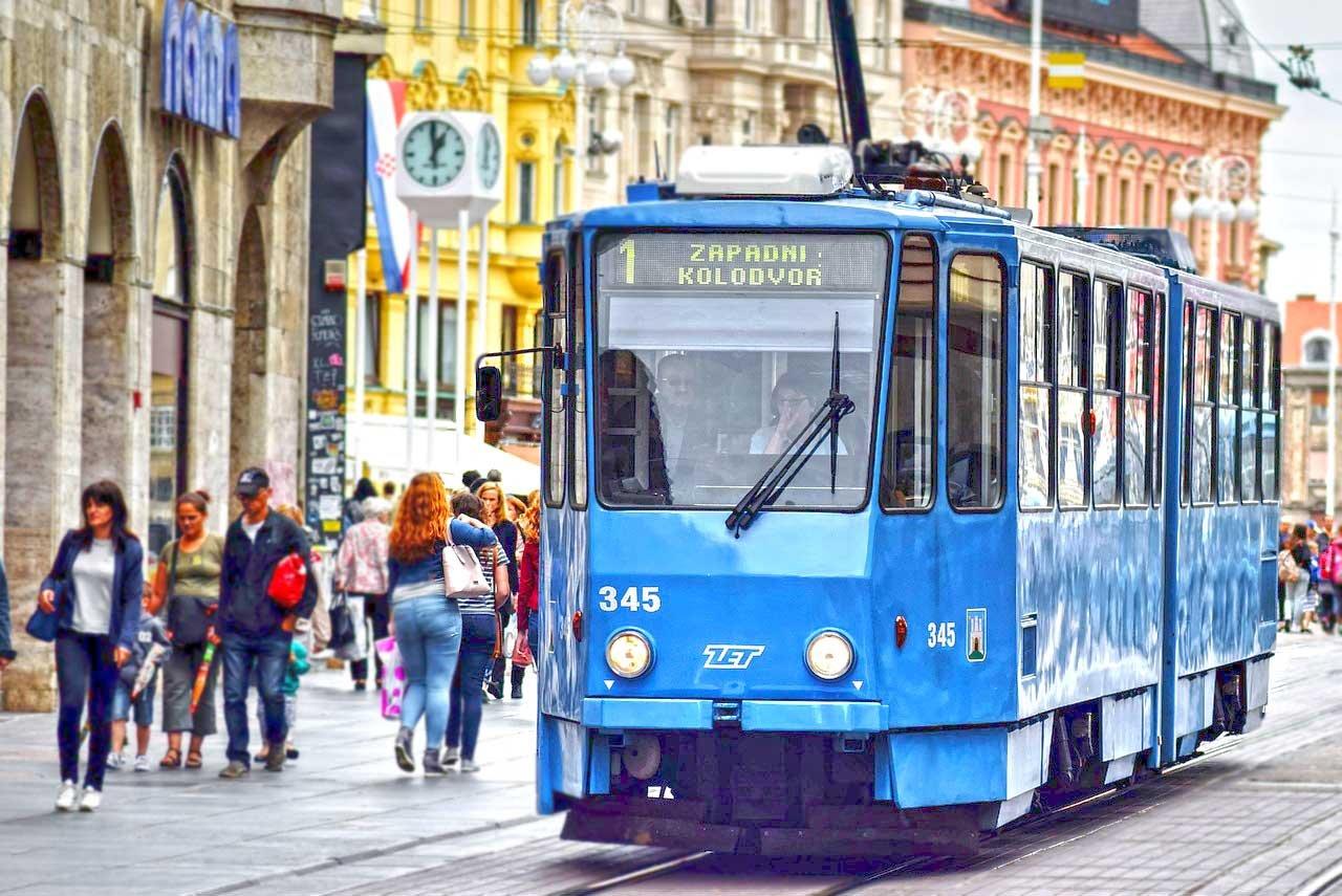 Come muoversi a Zagabria