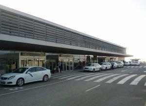 Esterno Aeroporto di Reus
