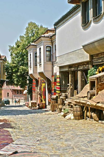 Move to Plovdiv