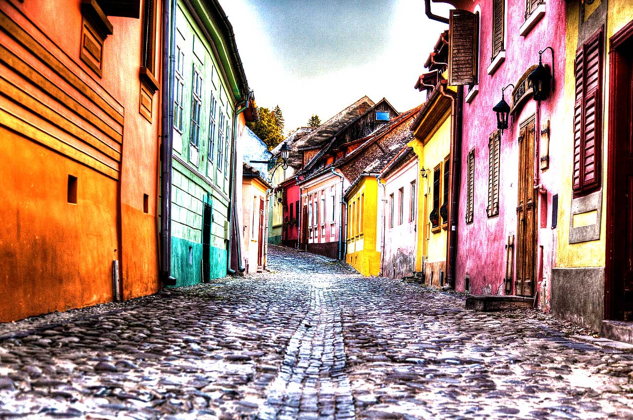 Move to Sighisoara