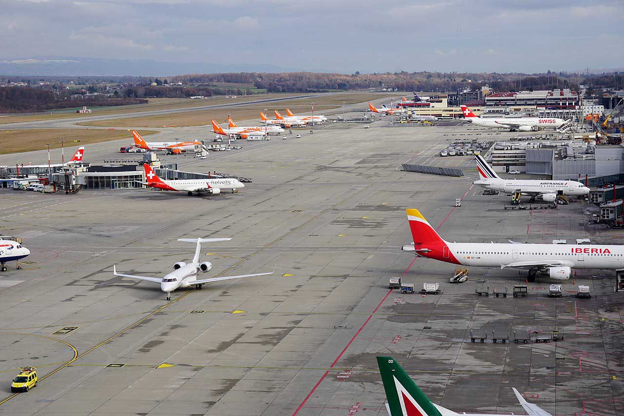 Aeroporto di Ginevra