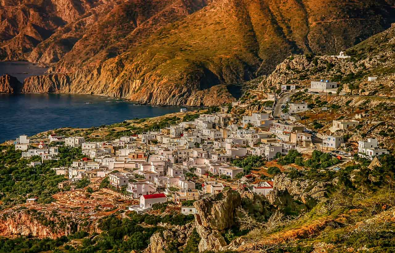 How to reach Karpathos