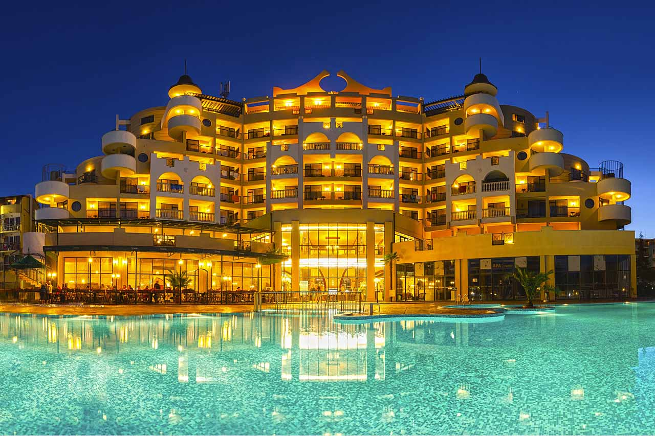 Hotel Imperial Bulgaria - Where to sleep in Sunny Beach