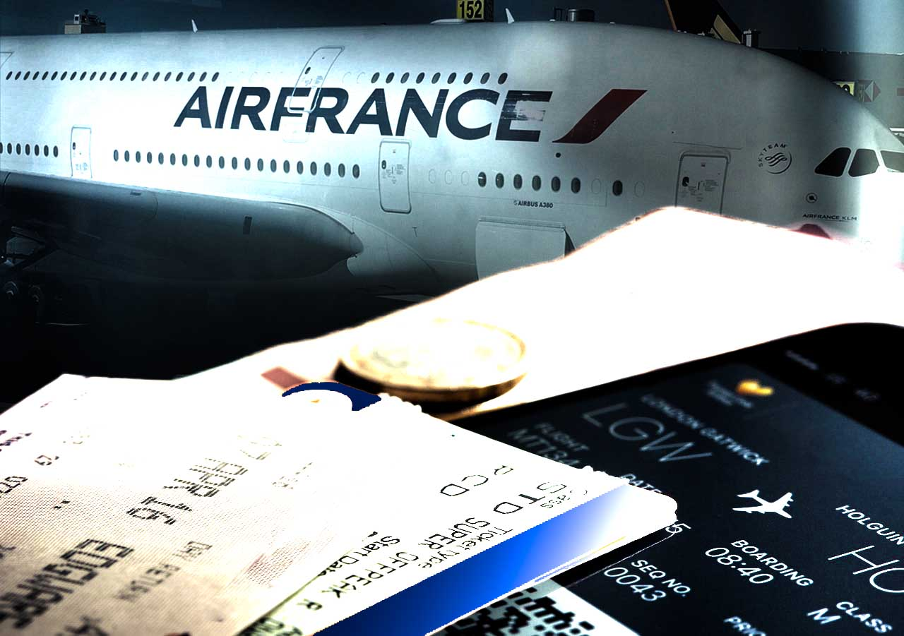 Modificare i biglietti Air France