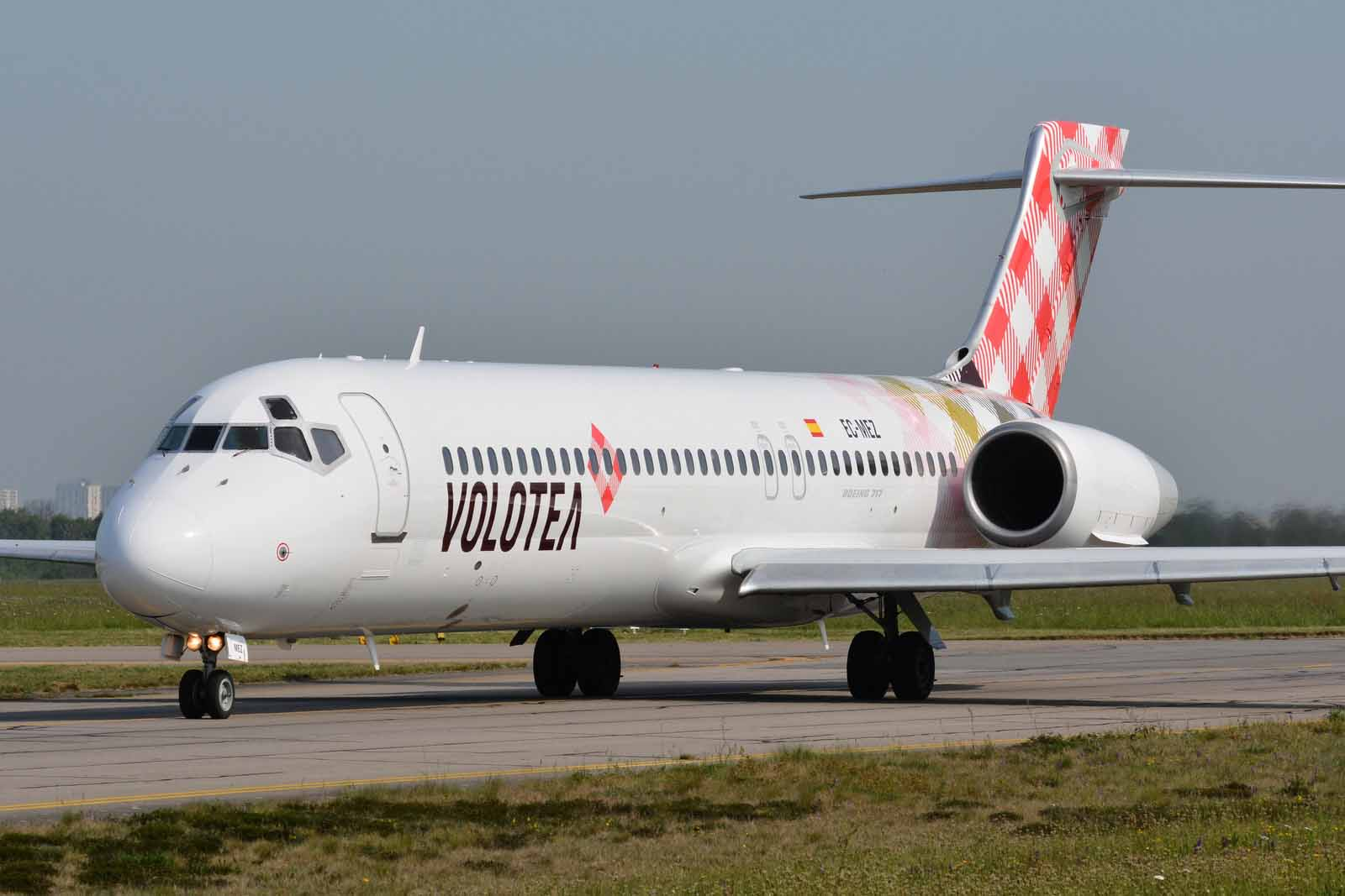 Travel with Volotea