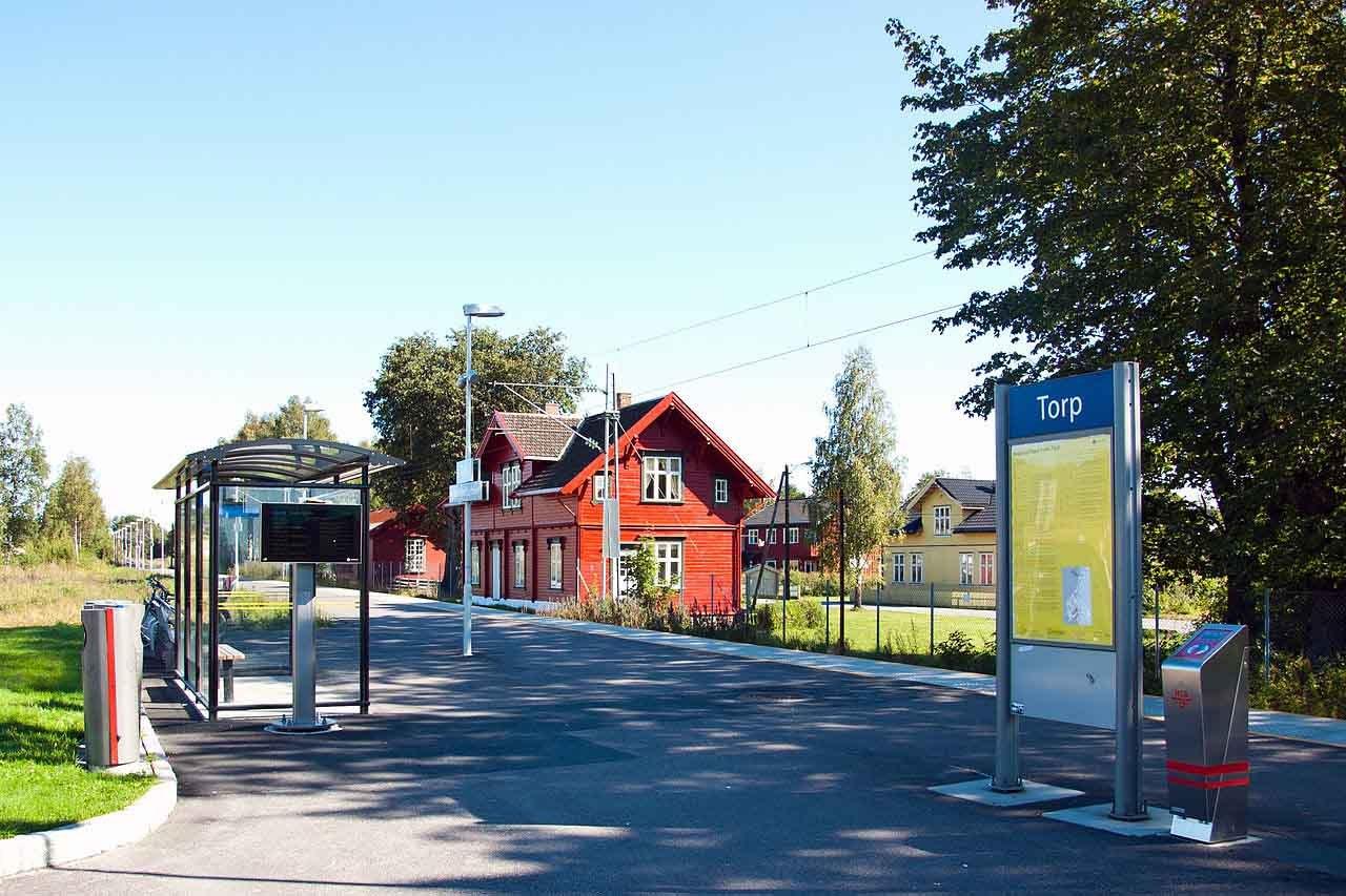 Torp Stasjon Råstad