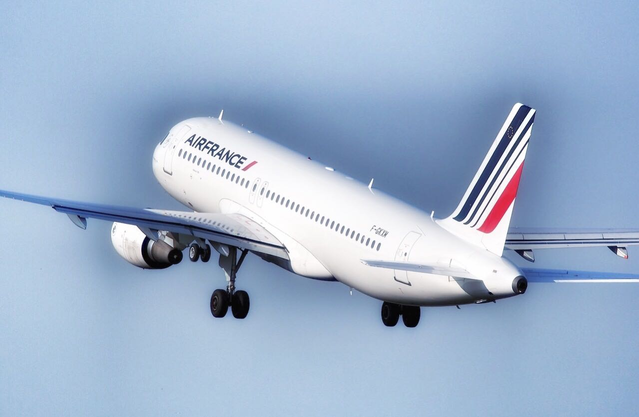 Viaggiare con Air France