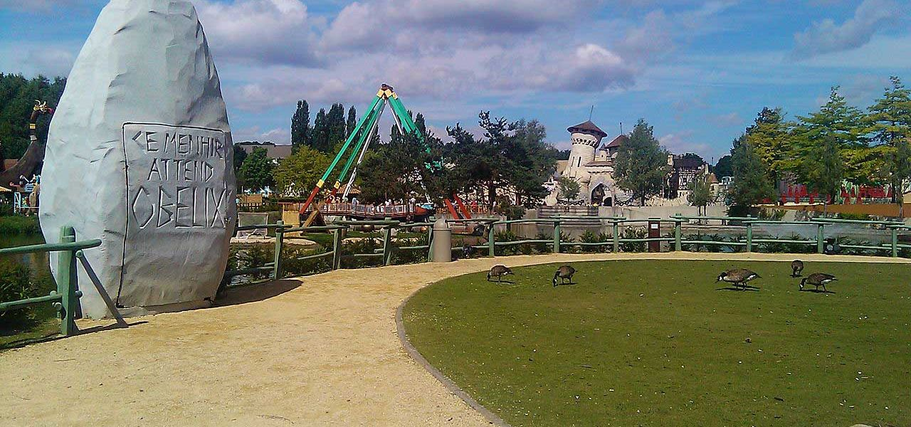 Get to the Asterix Park