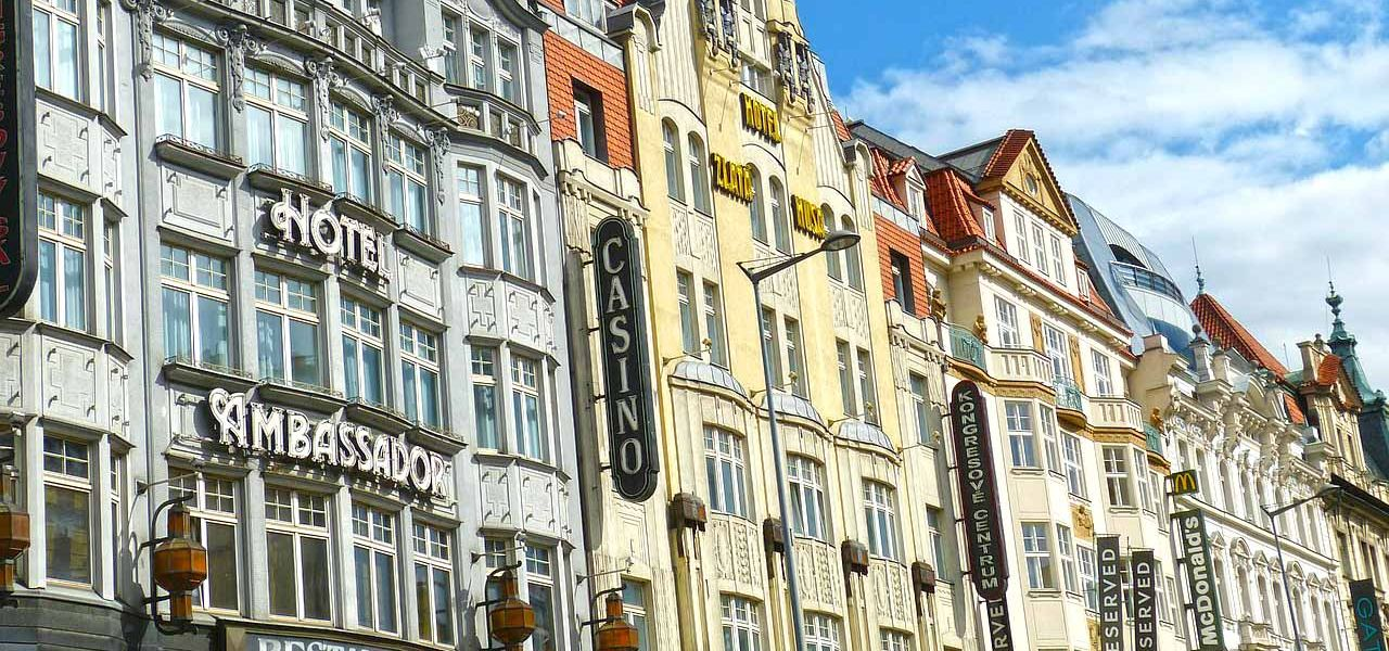 Where to sleep in Prague