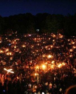 Walpurgis Night, Thingstätte Heidelberg Walpurgisnacht 1
