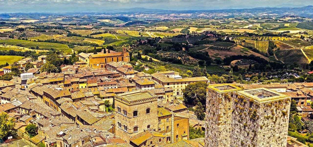 Saint Gimignano