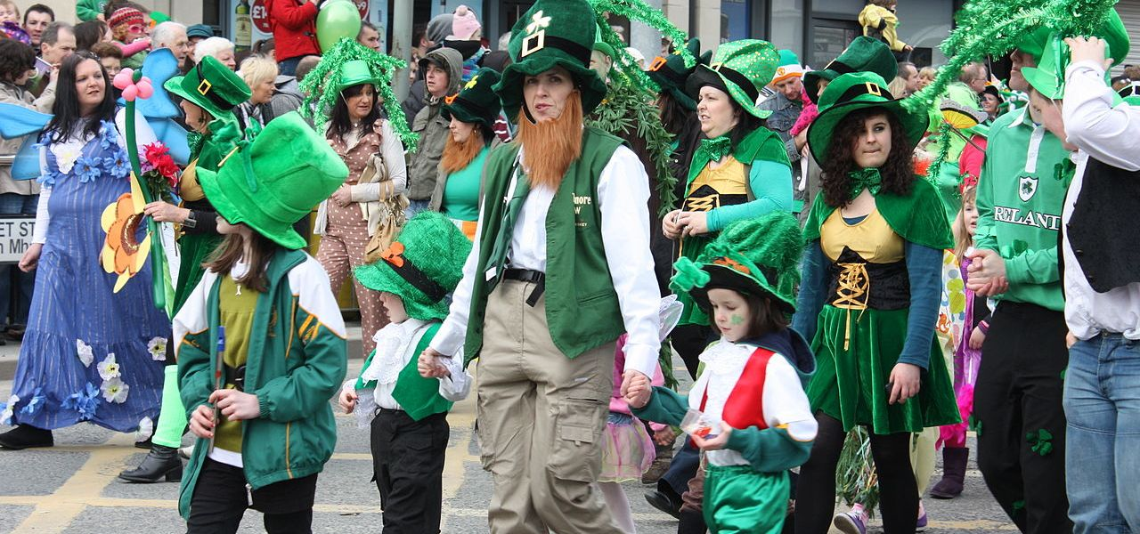 St Patricks Day, Downpatrick, March 2011 (045)