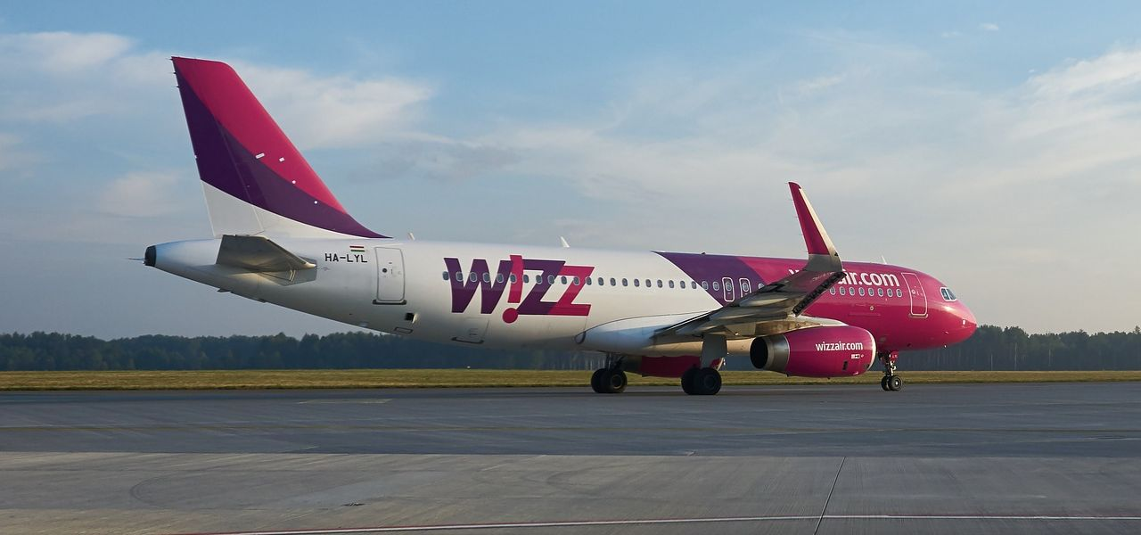 Travel with Wizz Air